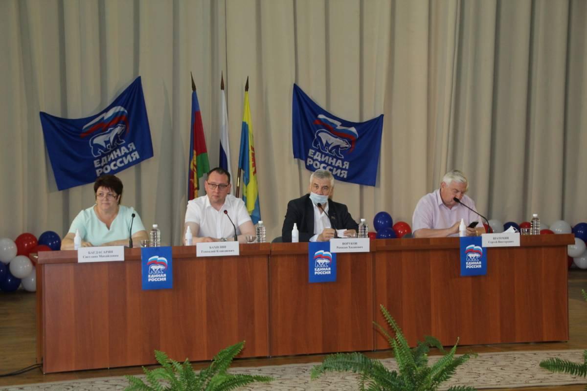 На Кубани проходят Конференции местных отделений партии